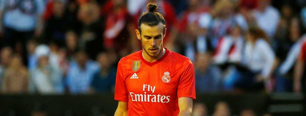 Florentino Pérez negocia con el PSG para fichar a Neymar Junior, y para llevarse al brasileño está dispuesto a meter a Bale en la operación
