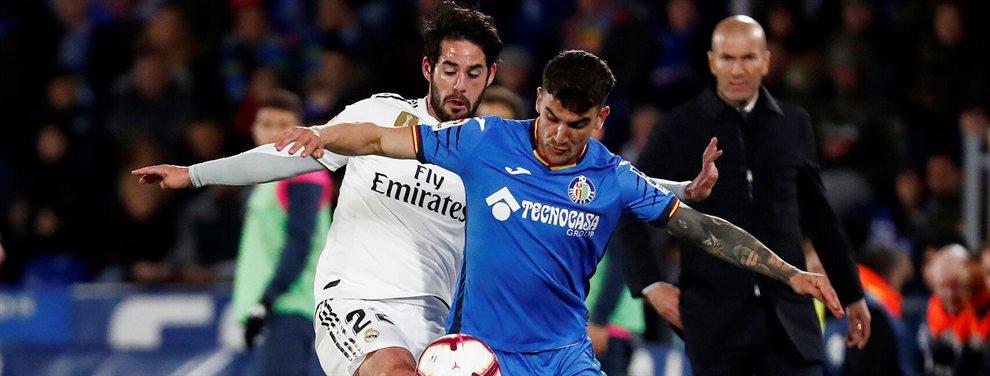 Isco quiere salir del Real Madrid, pero hay un gran impedimento: no tiene ofertas . El Manchester City de Pep Guardiola pasa de él y el resto son ridículas