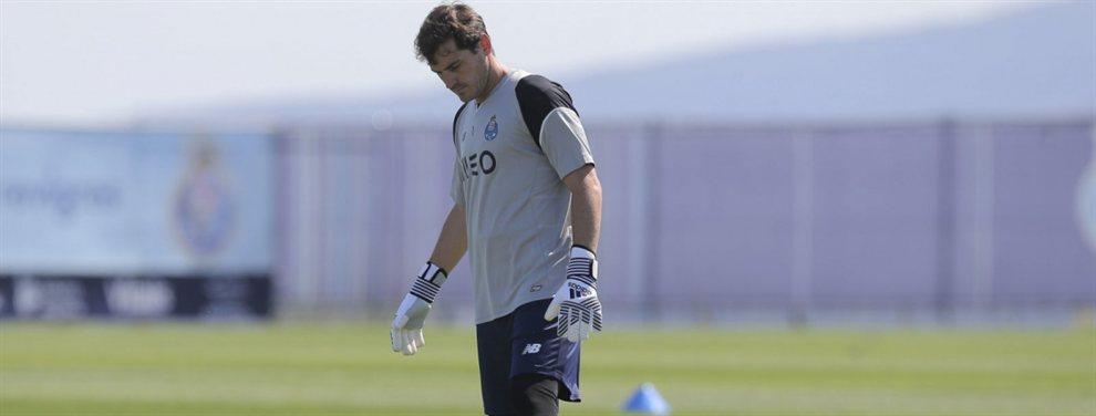 El 'top secret' de Iker Casillas que pone los pelos de punta a Florentino
