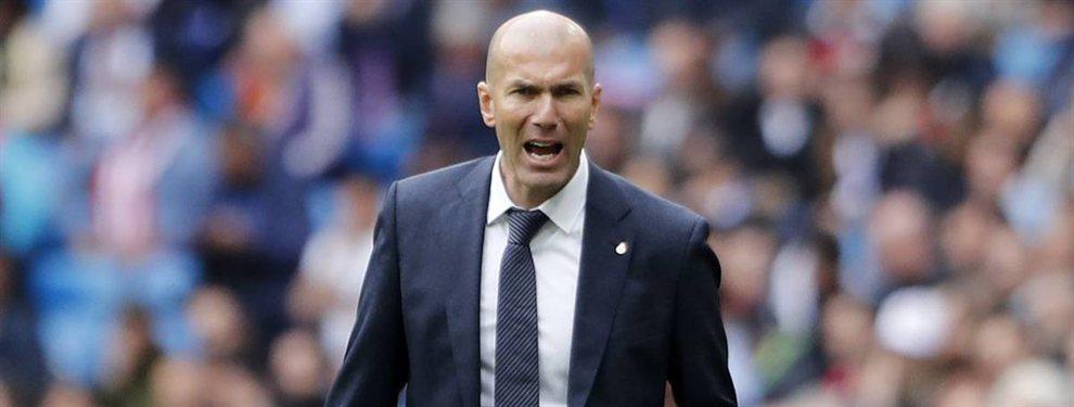 Paul Pogba presiona y forzará su salida del Manchester United para acabar en el Real Madrid, donde sería entrenado por su ídolo, Zidane