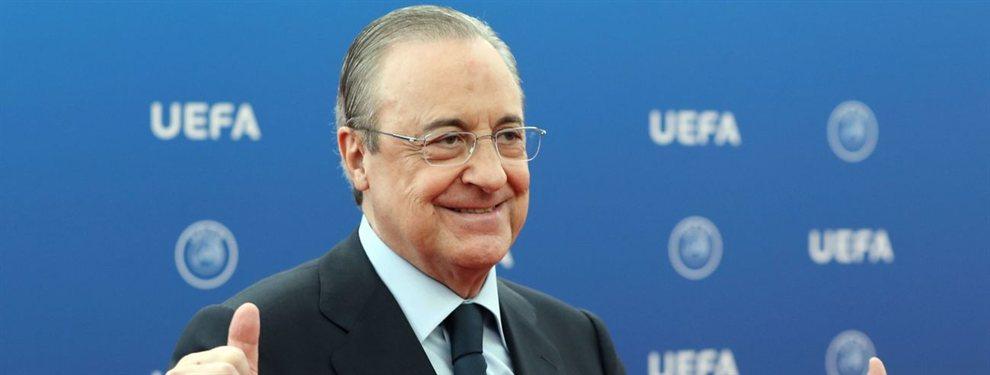 La bomba de Florentino Pérez en el Barça de Messi: ojo a la salvajada