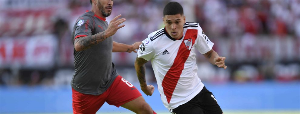 Juan Fernando Quintero está de celebración: el Milan no se ha olvidado de él y le seguirá de cerca