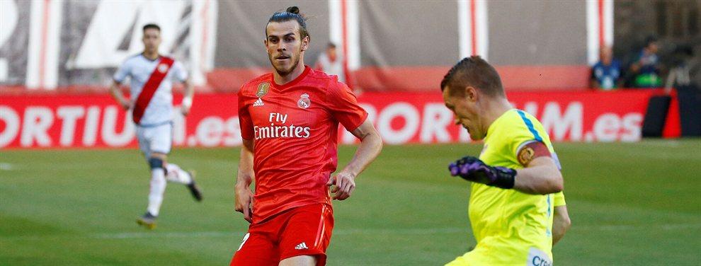 Florentino Pérez ha encontrado a un sustituto de Bale a precio chollo: Hakim Ziyech, una de las estrellas del Ajax