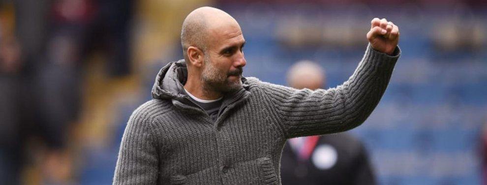 El crack que rechaza a Barça y Madrid y elige el City de Pep Guardiola