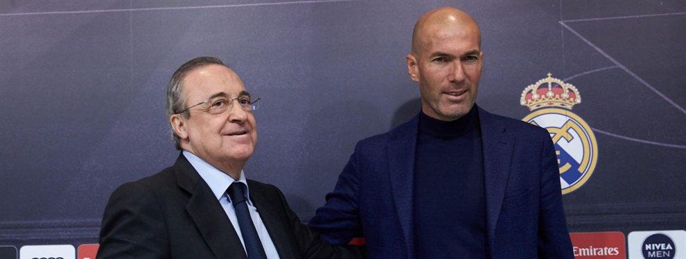 Zidane pide a Florentino Pérez que lo perdone: lío en el Real Madrid