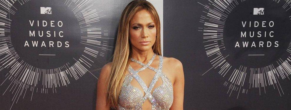 """Los bíceps de Jennifer López (""""¡Increíble!""""): la foto que arrasa EEUU"""