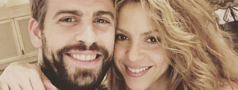 """La foto más comprometida de Shakira (""""¡Que bestia!"""") en la playa con Piqué"""