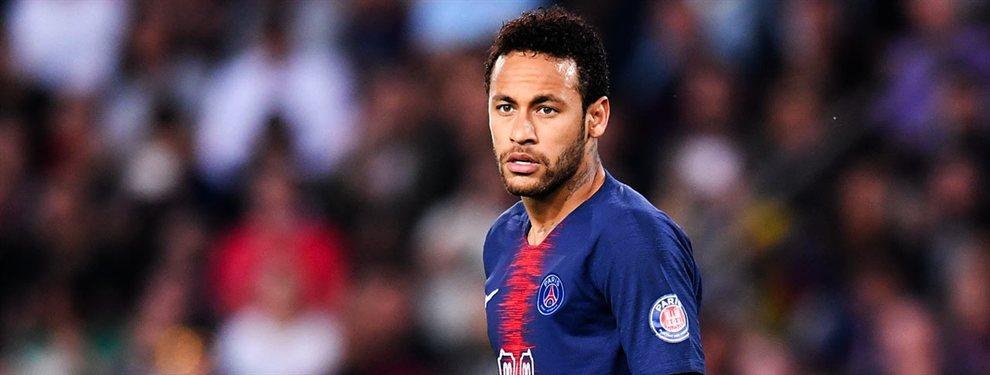 Jugará con Neymar. Es del Barça de Messi. Y no lo hará en el Real Madrid