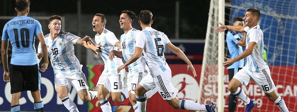 Fernando Batista entregó la lista de convocados de la Selección Argentina Sub 20 que jugará el Mundial de Polonia