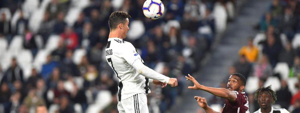 La Juventus de Turín quiere conquistar la Champions League y escuchará lo que propone Cristiano Ronaldo.