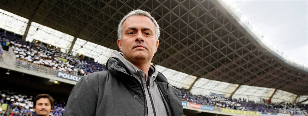 José Mourinho ha reconocido que en su etapa en el Manchester United tanteó un futbolista del Barça que no era Messi.
