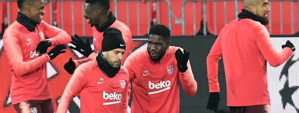 El Barça puede que pierda uno de sus mejores jugadores en ataque, quien tiene varias ofertas de la Premier.