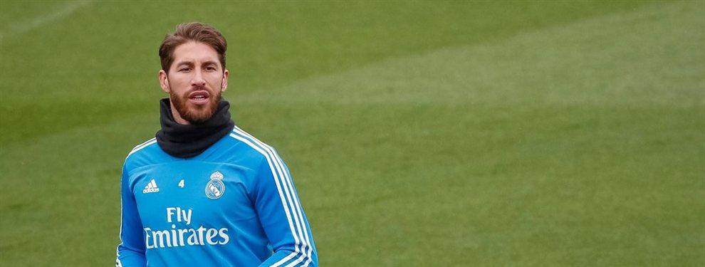 Sergio Ramos quiere un azulgrana de cuna en el Real Madrid