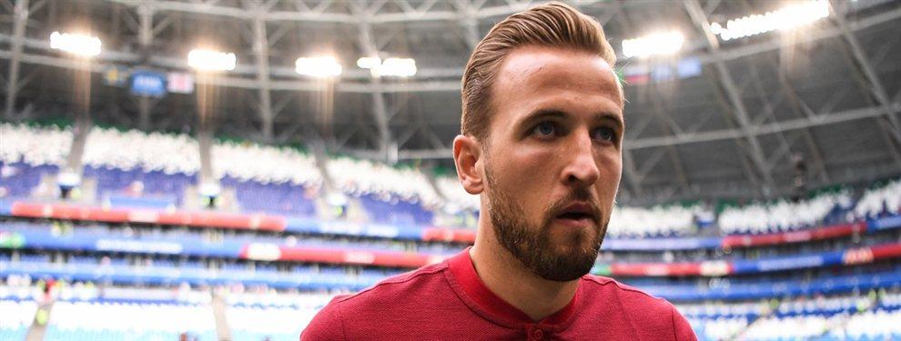 Harry Kane está pensándose si dejar el Tottenham o quedarse. Los fichajes le harán decidir.