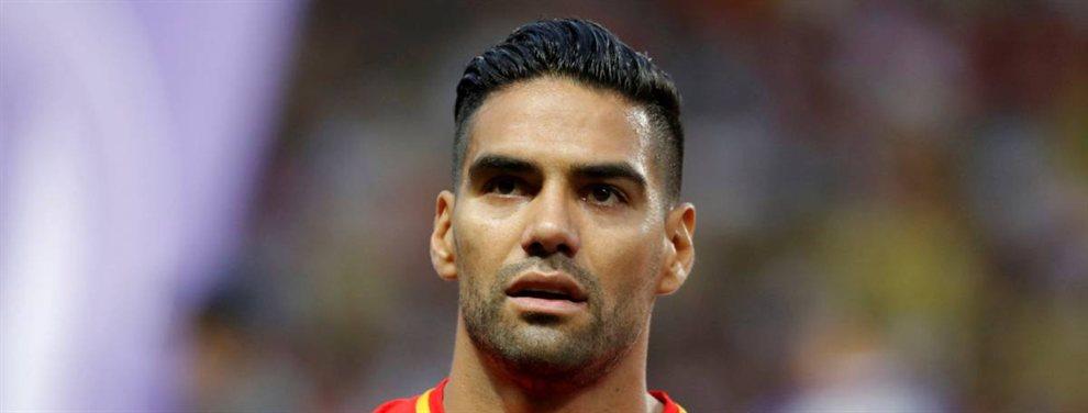 El equipo Premier que se interpone entre Falcao y la liga española