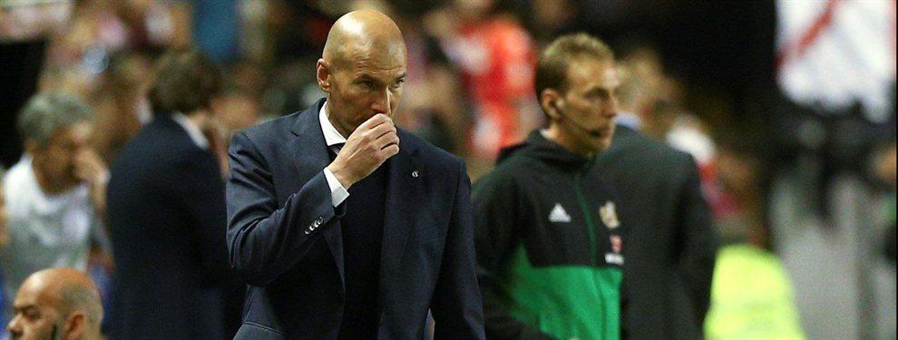 Zinedine Zidane quiere ver a Marco Asensio lejos del Real Madrid a partir de verano