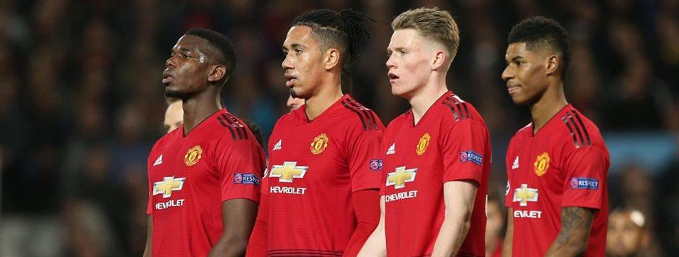 El Manchester United le roba una estrella al Atlético de Madrid de Simeone