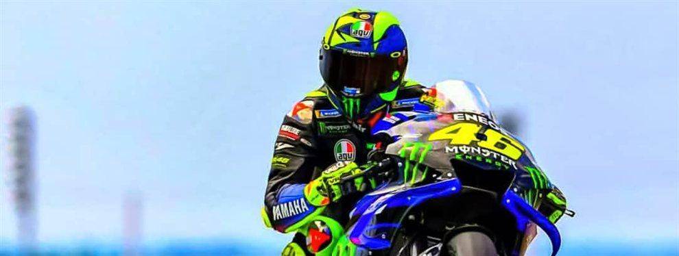 Valentino Rossi lo tiene claro: ya no hay emoción en MotoGP, puesto que Marc Márquez es demasiado superior al resto