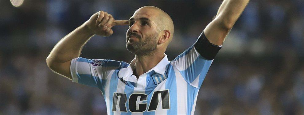 Licha López realizó trabajos con pelota y podría jugar ante Tigre el próximo domingo.