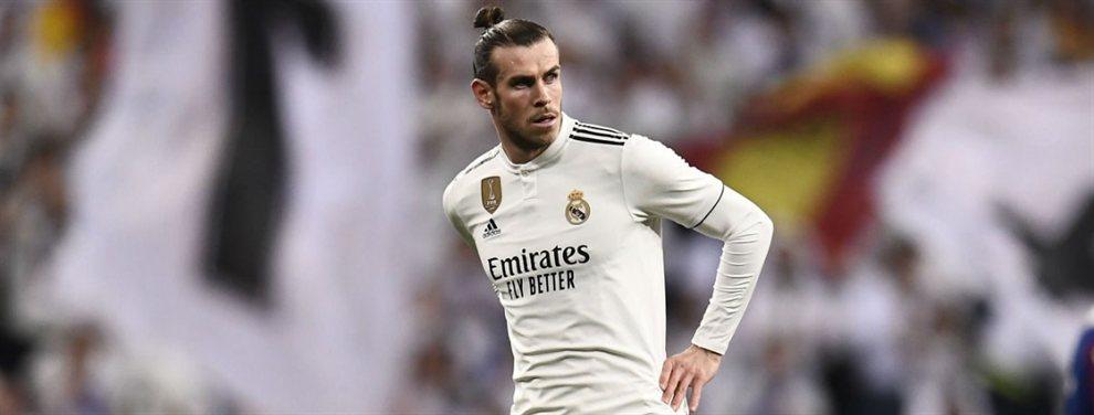 Bale tiene una reunión con Zidane en las últimas 24 horas (y pasa esto)