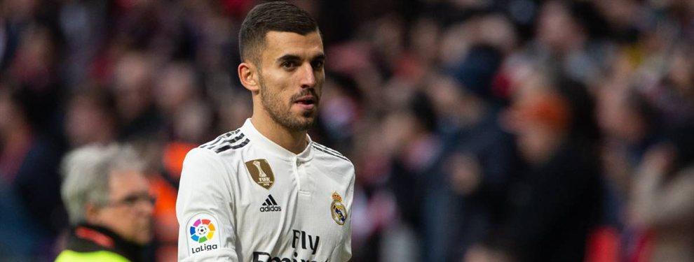 Dani Ceballos montará un pollo en el Real Madrid. El sevillano se siente traicionado por Zidane y, en especial, por Florentino Pérez