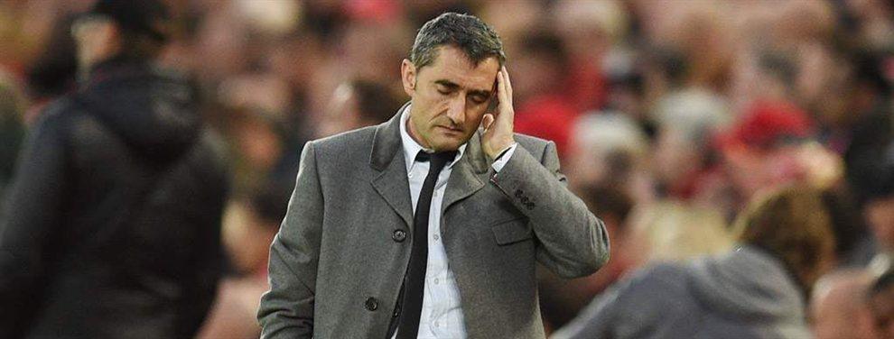 Ojo con Valverde: el casting en el Barça para cargárselo
