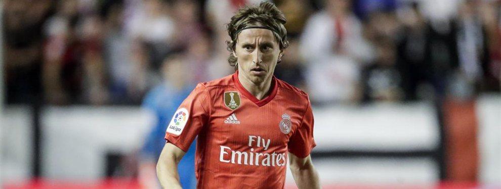 El Barça tiene un problema en Ivan Rakitic, que está muy descontento. Así se lo ha hecho saber a su íntimo amigo, Luka Modric.