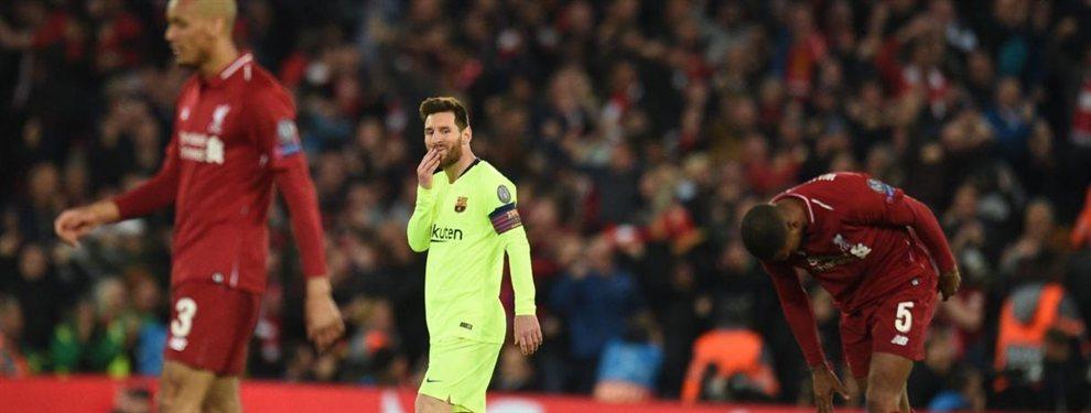 Messi ha pedido limpieza. Y en la lista de bajas están Umtiti, Valverde, Rakitic, Dembélé o Coutinho