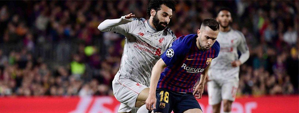¿Sabes lo de Jordi Alba? El top secret (y es muy feo) en el Barça