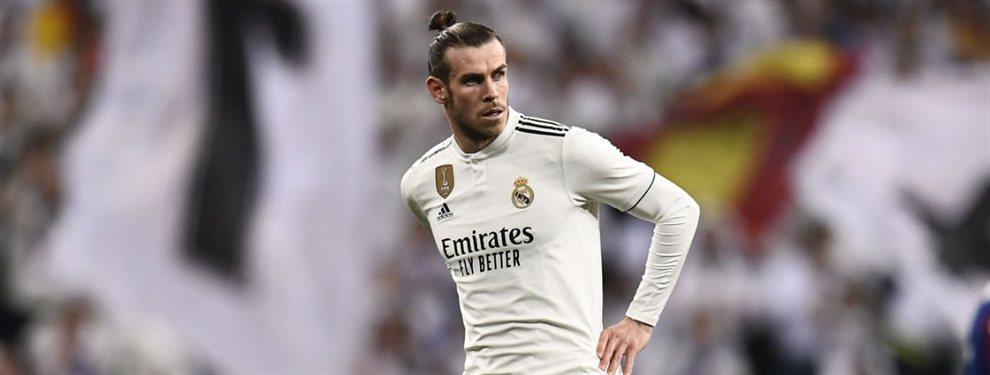 Florentino Pérez ya sabe como deshacerse de Bale: cederle a un equipo para que asuma su ficha millonaria