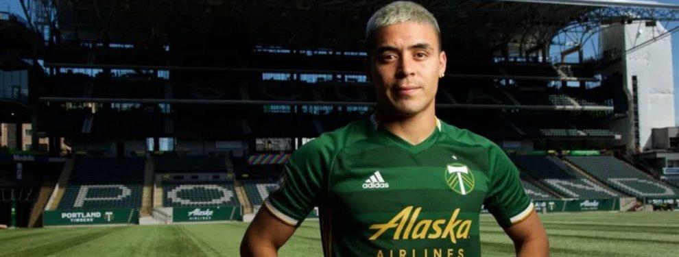 Brian Fernández y Fabio Álvarez cambiaron de rumbos y jugarán en la MLS de los Estados Unidos.