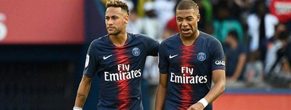 ¿Neymar y Mbappé en La Bombonera?