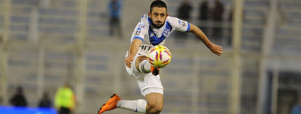 El Monito Vargas es el deseo de Gustavo Alfaro para reforzar a Boca, pero Vélez no lo soltará.