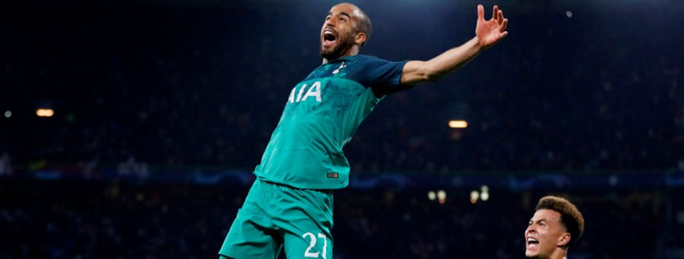 En una semifinal histórica, el Tottenham remontó la serie, le ganó 3 a 2 al Ajax y pasó a la final.
