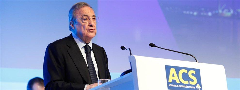 Los 575 millones de Florentino Pérez: el nuevo Real Madrid mete miedo