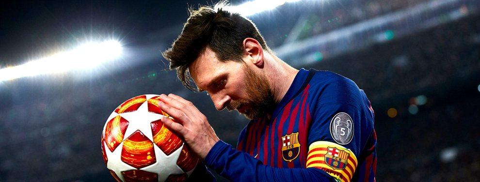 El Barça de Messi ya tiene cerrados a De Jong y de Ligt, negocia por Griezmann y prepara las fugas de Coutinho, Umtiti, Rakitic y Dembélé