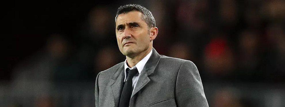 Valverde tiene una cláusula secreta en su contrato con el Barça