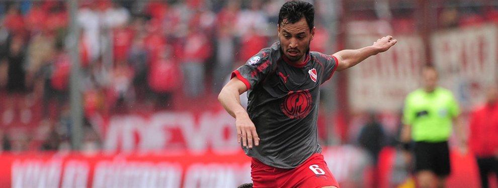 Sánchez Miño es pretendido por un equipo de la Superliga