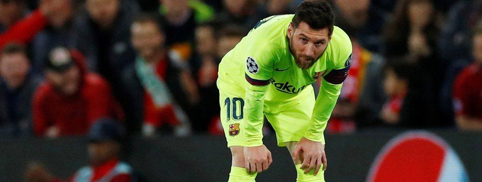 Se vienen noticias de especial relevancia en el Barça y Messi ya sabe cuáles serán esas noticias...