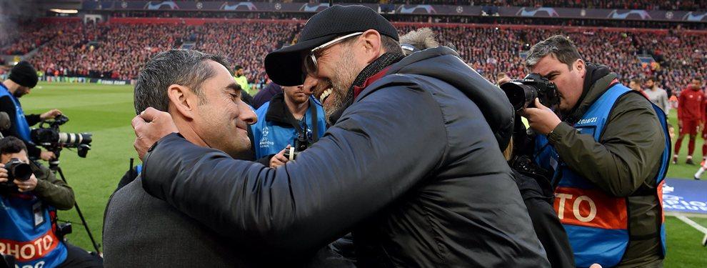 Los días de Ernesto Valverde están contados y ya hay entrenadores que se han ofrecido.