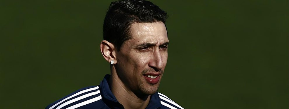 Ángel Di María puede retrasar su marcha a Rosario Central y fichar por un equipo de la Liga.