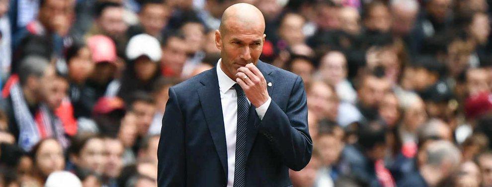 Zinedine Zidane ha comunicado a Marcelo y a Thibaut Courtois que se estudiarán ofertas por ellos