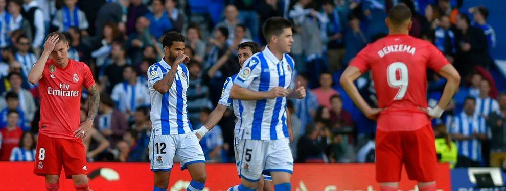 Jesús Vallejo ha perdido su oportunidad y saldrá del Real Madrid este verano, cedido o traspasado