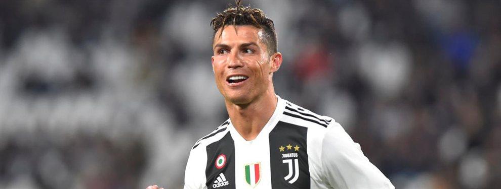 Cristiano Ronaldo se lo lleva. Y juega con Messi en el Barça