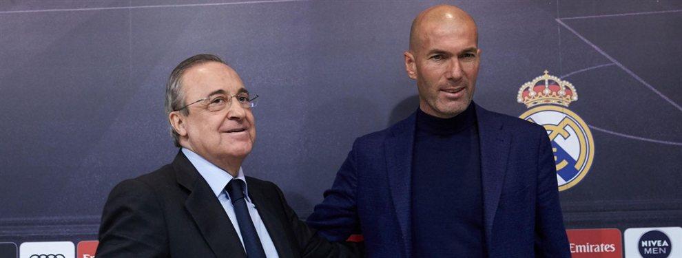 Florentino Pérez ya ha viajado a Lyon para negociar con el Olympique del pase de Ferland Mendy, el relevo de Marcelo