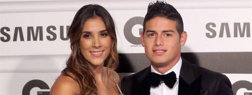 Daniela Ospina posa en ropa interior (y enloquece hasta James Rodríguez)