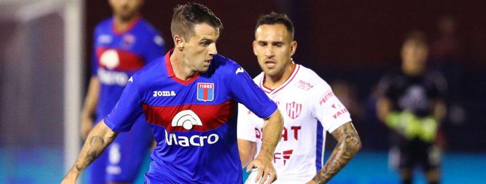 Marcelo Gallardo pretende incorporar a Walter Montillo, de Tigre, para la próxima temporada.