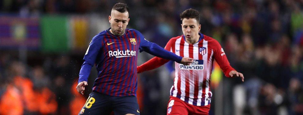 El Sevilla ofrece 10 millones de euros por Marc Cucurella al Barça. Jordi Alba y Valverde vetan su regreso