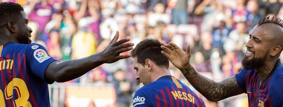 El Barça se ha adelantado en la puja por llevarse a Antoine Griezmann al Real Madrid