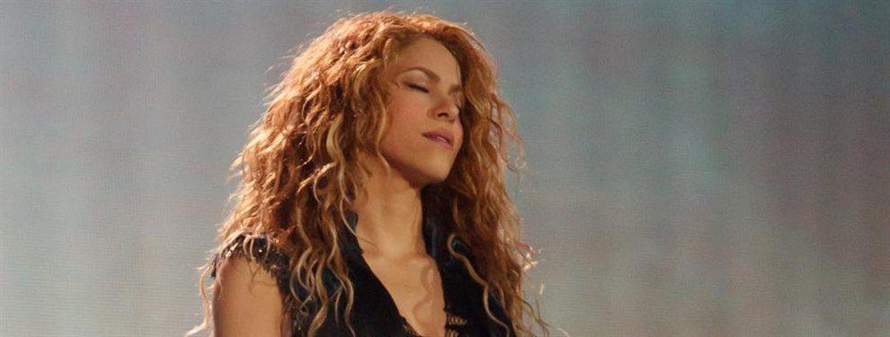 Alucina con los ingresos de Shakira